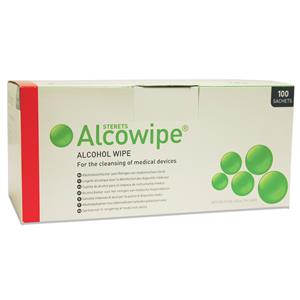 Sterets Alcowipe Sterile Alcohol Wipes
