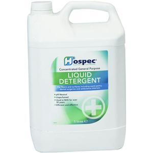 Hospec pH Neutral Liquid Detergent