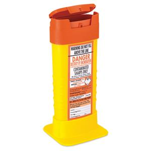 SHARPSGUARD Orange (Non-Medic) Sharps Bins
