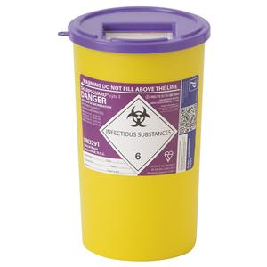 SHARPSGUARD Purple (Cyto) Sharps Bins