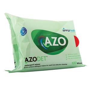 Azodet Detergent Wipes