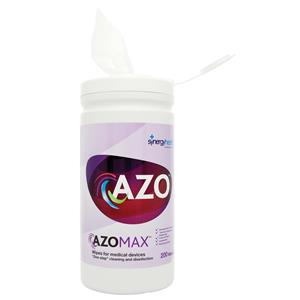 AzoMax Cleaning and Disinfection Wipes x 200