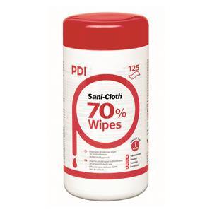 PDI Sani Cloth 70 Alcohol Wipes