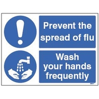 Infection Control Signage